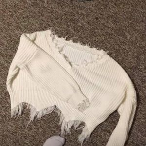 Sweaters - White/off white sweater